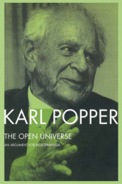 The Open Universe av Karl Popper (Heftet)