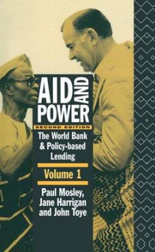 Aid and Power: Analysis and Policy Proposals v.1 av Jane Harrigan, Paul Mosley og John Toye (Heftet)