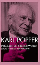 In Search of a Better World av Karl Popper (Heftet)