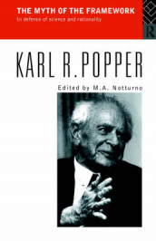 The Myth of the Framework av Karl Popper (Heftet)