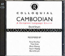 Colloquial Cambodian av David Smyth (Lydbok-CD)