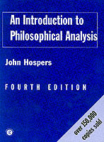 An Introduction to Philosophical Analysis av John Hospers (Heftet)
