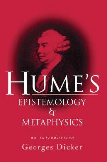 Hume's Epistemology and Metaphysics av Georges Dicker (Heftet)
