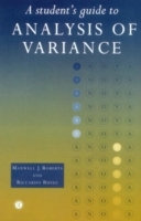 A Student's Guide to Analysis of Variance av Maxwell Roberts og Riccardo Russo (Heftet)
