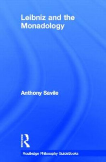 Routledge Philosophy Guidebook to Leibniz and the Monadology av Anthony Savile (Innbundet)