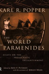 The World of Parmenides av Karl Popper (Innbundet)