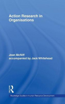 Action Research in Organisations av Jean McNiff og Jack Whitehead (Innbundet)