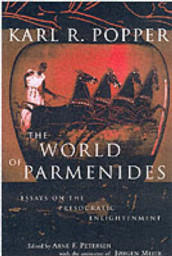 The World of Parmenides av Karl Popper (Heftet)