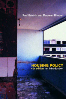 Housing Policy av Paul N. Balchin og Maureen Rhoden (Heftet)