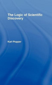 The Logic of Scientific Discovery av Karl Popper (Innbundet)