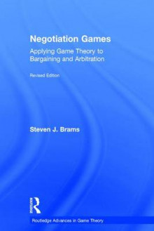 Negotiation Games av Steven J. Brams (Innbundet)