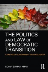 Omslag - The Politics and Law of Democratic Transition