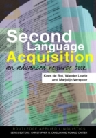 Second Language Acquistion av Wander Lowie, Kees De Bot og Marjolijn Verspoor (Heftet)