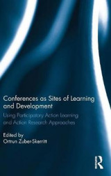 Omslag - Conferences as Sites of Learning and Development