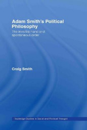 Adam Smith's Political Philosophy av Craig Smith (Innbundet)