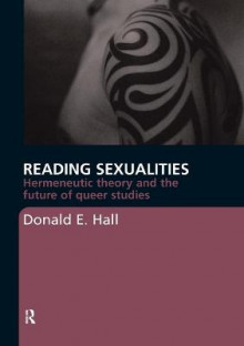 Reading Sexualities av Donald E. Hall (Heftet)