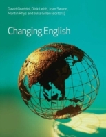 Omslag - Changing English