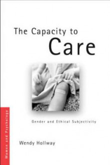 The Capacity to Care av Wendy Hollway (Innbundet)