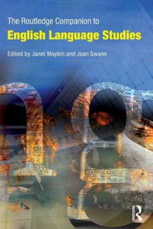 The Routledge Companion to English Language Studies av Janet Maybin og Joan Swann (Heftet)