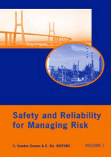 Omslag - Safety and Reliability for Managing Risk
