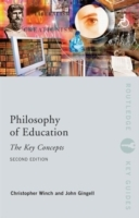 Philosophy of Education av John Gingell og Christopher Winch (Heftet)
