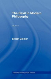 The Devil in Modern Philosophy av Ernest Gellner (Heftet)