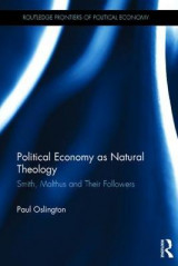 Omslag - Political Economy and Natural Theology