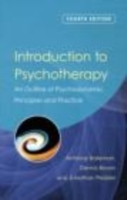 Introduction to Psychotherapy av Anthony Bateman, Dennis Brown og Jonathan Pedder (Heftet)