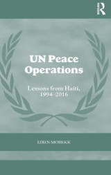 Omslag - Peace Operations