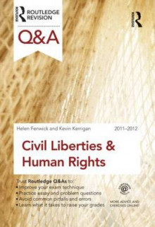 Q&A Civil Liberties and Human Rights 2011-2012 av Helen Fenwick, Kevin Kerrigan og Richard Glancey (Heftet)