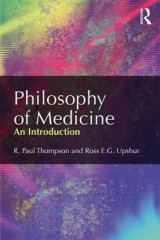 Omslag - Philosophy of Medicine