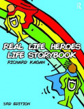 Real Life Heroes Life Storybook