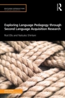Exploring Language Pedagogy Through Second Language Acquisition Research av Rod Ellis og Natsuko Shintani (Heftet)