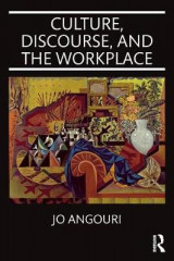 Omslag - Culture, Discourse, and the Workplace