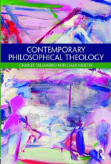 Omslag - Contemporary Philosophical Theology