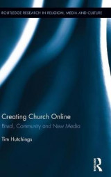 Omslag - Creating Church Online