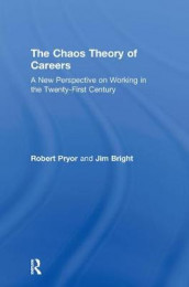 The Chaos Theory of Careers av Jim Bright og Robert Pryor (Innbundet)