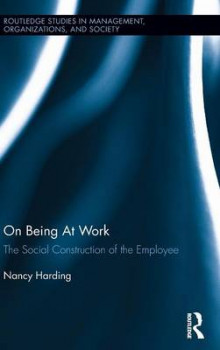 On Being At Work av Nancy Harding (Innbundet)