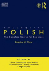 Omslag - Colloquial Polish
