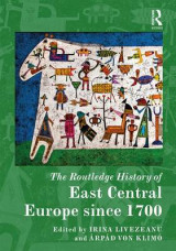 Omslag - The Routledge History of East Central Europe Since 1700