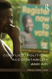 Conflict, Political Accountability and Aid av Paul Collier (Heftet)
