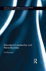 Omslag - Educational Leadership and Pierre Bourdieu