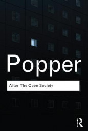 After The Open Society av Karl Popper (Heftet)