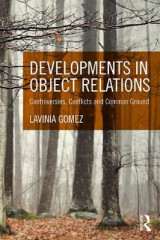 Omslag - Developments in Object Relations