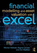 Omslag - Financial Modelling and Asset Valuation with Excel