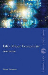 Omslag - Fifty Major Economists