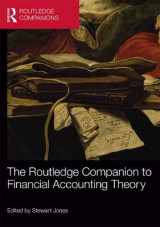 Omslag - The Routledge Companion to Financial Accounting Theory