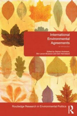 Omslag - International Environmental Agreements