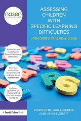 Omslag - Assessing Children with Specific Learning Difficulties