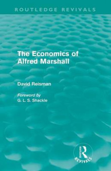 The Economics of Alfred Marshall av David Reisman (Heftet)